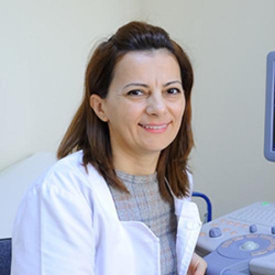 Medic Primar Reumatolog Simona Popescu