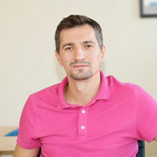 Kinetoterapeut Vojta Ciprian Popescu
