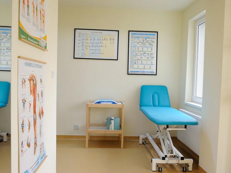 cabinet kinetoterapie pitesti