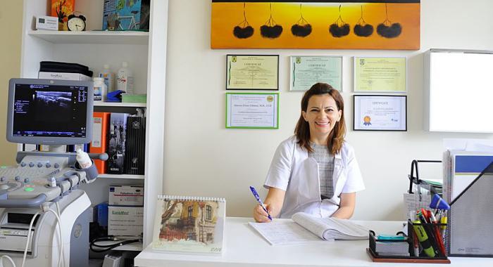 Clinica de reumatologie si kinetoterapie Vojta Reuma